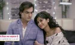 Shivangi Joshi excited about her double role in 'Yeh Rishta Kya Kehlata Hai'