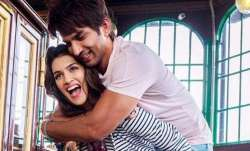 Kriti Sanon shares cryptic post on one month of Sushant Singh Rajput's demise