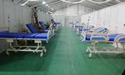 1000-bed dedicated COVID-19 hospital near Delhi airport to