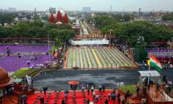 74th Independence Day celebrations: Full dress rehearsal