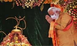 Ram, Ram Janmabhoomi pujan, Ram Mandir bhoomi pujan, Ram Temple, Ayodhya, PM Modi