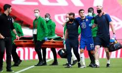 Chelsea's Christian Pulisic out for six weeks due to injury