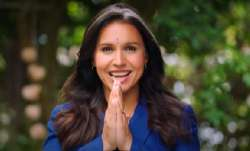 Tulsi Gabbard, who dropped out of US President race, has a