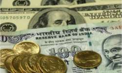 Rupee tumbles 32 paise to nearly one-month low against USD