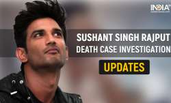 CBI to probe Sushant death case