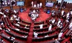 Rajya Sabha passes 3 labour Code Bills amid uproar