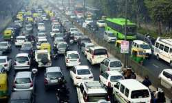 Delhi Traffic Police issues advisory regarding vehicular movement at Ashram Chowk