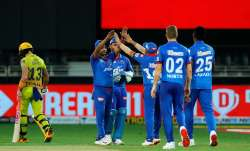 DC defeated CSK by 44 runs, owing to an all-round