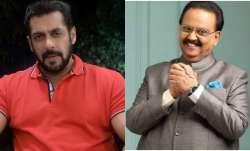 Salman Khan shares heartfelt post for SP SP Balasubrahmanyam's speedy recovery