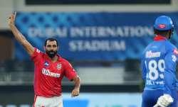 Delhi Capitals vs Kings XI Punjab Live Score IPL 2020: Shami puts Delhi on backfoot with double stri