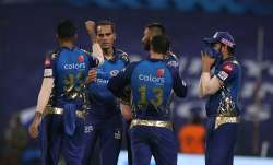 Live Score Kolkata Knight Riders vs Mumbai Indians, IPL 2020: KKR wobble in chase of 196