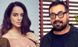 Kangana Ranaut shares old video of Anurag Kashyap