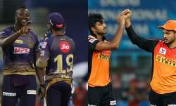 Live Score Kolkata Knight Riders vs SunRisers Hyderabad, IPL 2020: KKR, SRH look to open account in