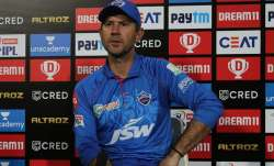 Delhi Capitals (DC) coach Ricky Ponting