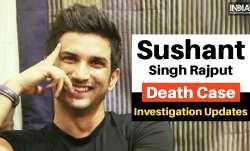 Sushant Singh Rajput Death Case Updates