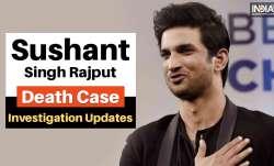 Sushant Singh Rajput Drugs Probe   Bollywood Drugs Probe LIVE Updates