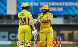 Ruturaj Gaikwad and Ambati Rayudu
