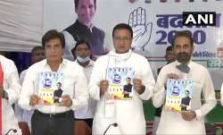 bihar election 2020, bihar assembly election 2020, congress manifesto, congress releases manifesto,