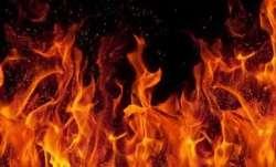 Kolkata: Fire breaks out at Salt Lake Durga Puja pandal