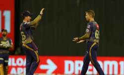 Live score Kolkata Knight Riders vs Royal Challengers