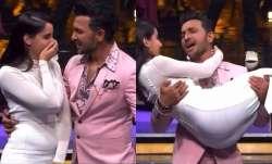 Nora Fatehi, Terence Lewis's romantic dance on 'Pehla Pehla Pyaar Hai'