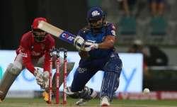 Kings XI Punjab vs Mumbai Indians Live Cricket Score IPL 2020: Rohit departs, Pollard key for MI big