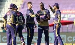 Live Score Sunrisers Hyderabad vs Kolkata Knight Riders, IPL 2020: Jonny departs as SRH lose way in