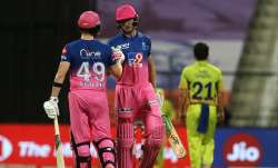 IPL 2020: Jos Buttler's innings took pressure off me: Steve Smith