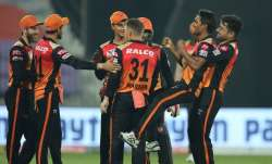 Live Score Royal Challengers Bangalore vs Sunrisers Hyderabad IPL 2020: AB, Philippe depart as RCB i