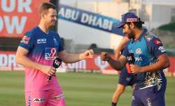 Rohit Sharma and Steve Smith