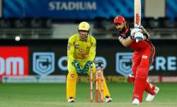 Live Cricket Score Royal Challengers Bangalore vs Chennai Super Kings: CSK play for pride against RC
