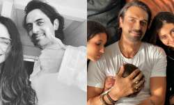 Seen Gabriella Demetriades' cute birthday wish for boyfriend Arjun Rampal yet?