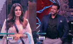 Salman Khan can't stop smiling as Shehnaaz Gill returns to Bigg Boss
