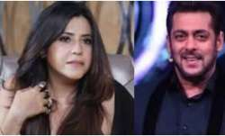Bigg Boss 14 Weekend Ka Vaar Live Updates: Ekta Kapoor enters as guest, Salman slams Abhinav