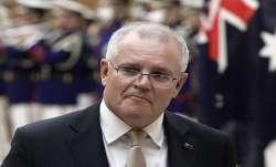 Australia PM Scott Morrison, China