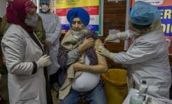 india vaccination drive, vaccination drive day 3 india, vaccinated india news, health ministry, utta