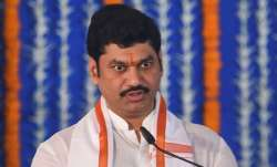 Maharashtra Minister Dhananjay Munde