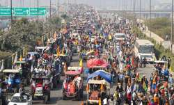 Tractor Rally, Farmers protest, farmers, Republic Day