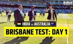 Live Cricket Score India vs Australia 4th Test Day 1: