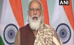 PM Modi lauds people for empowering girl child, ensuring 'Desh ki beti' leads life of dignity, oppor