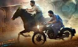 RRR: Alia Bhatt, Ajay Devgn, Ram Charan, Jr NTR starrer to hit the theaters in October
