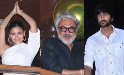 Sanjay Leela Bhansali's birthday: Alia Bhatt and other