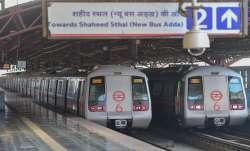 Delhi Metro, DTC Buses, Delhi Covid cases