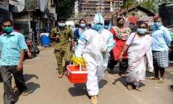 dharavi, coronavirus, pandemic