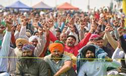 farmers cycle rally