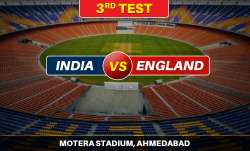 Live Cricket Score India vs England 3rd Test Day 1: Follow ball-by-ball updates from India vs Englan