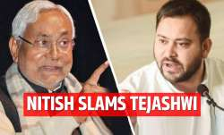 nitish kumar budget session speech, nitish kumar news today, tejashwi yadav, bihar assembly budget s
