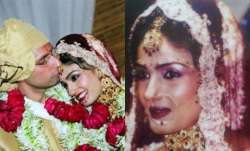 Raveena Tandon looks breathtaking in these throwback pics from her wedding with Anil Thadani