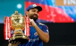 Mumbai Indians skipper Rohit Sharma