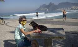 World-famous beaches of Rio de Janeiro closed